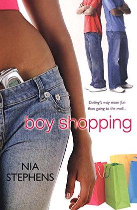 Boy Shopping By: Nia Stephens