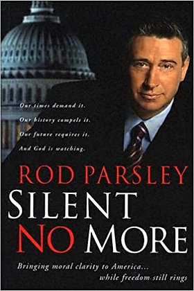 Silent No More By: Rod Parsley