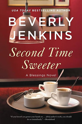 Second Time Sweeter By: Beverly Jenkins
