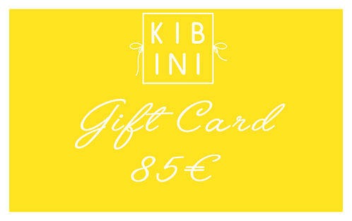 ♥ GIFT CARD 85 € ♥