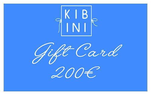 ♥ GIFT CARD 200 € ♥