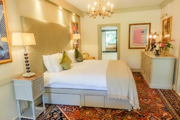 Pavilion Suite Bedroom