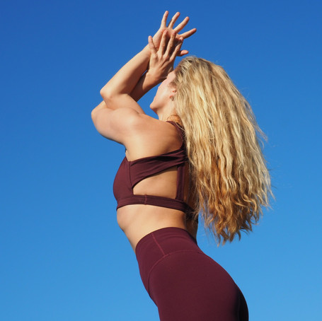 FINDING HAPPINESS THROUGH YOGA