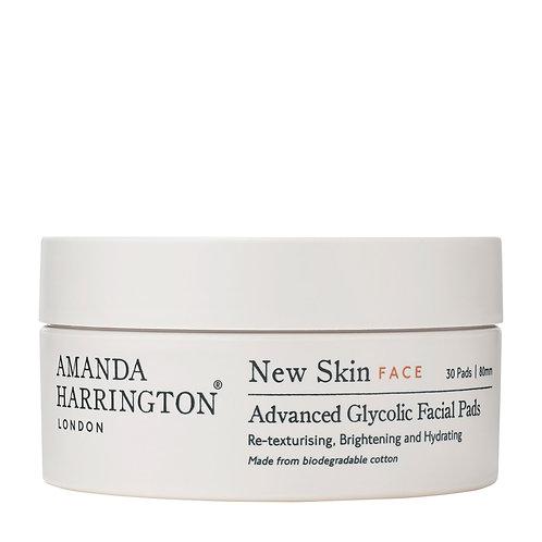 Amanda Harrington Advanced Glycolic Facial Pads