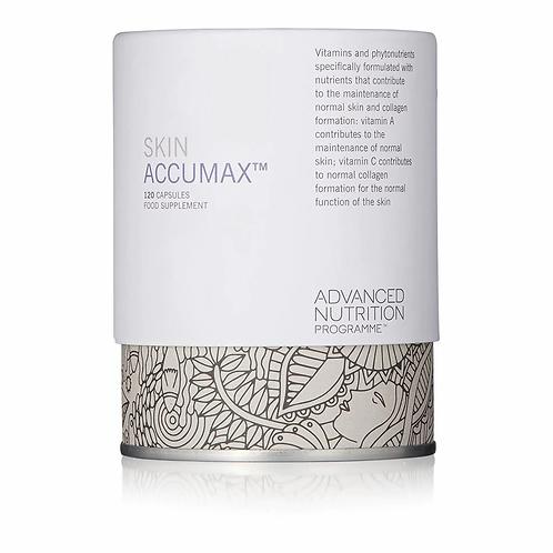Advanced Nutrition Programme Skin Accumax 120s