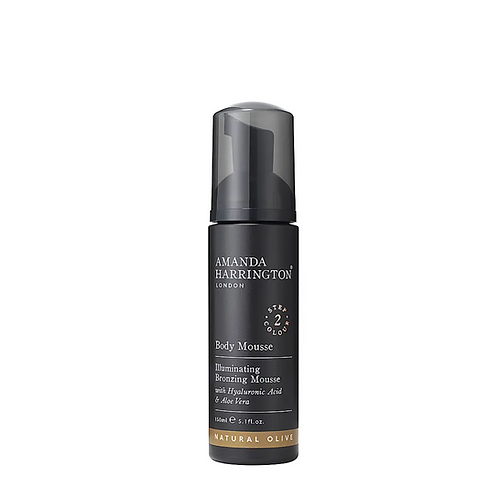 Amanda Harrington Body Mousse - Olive