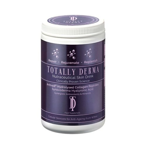 Totally Derma Collagen Boosting Nutraceutical Skin Drink