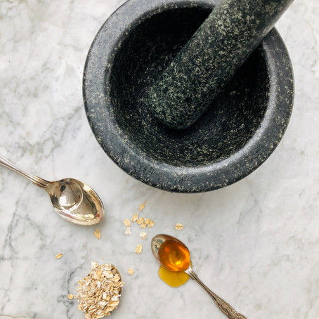 Homemade Face Masks - Created from your kitchen cupboard