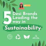 5 Desi Clothing Brands Leading the Way in Sustainability