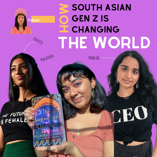 How South Asian Gen Z Is Changing the world