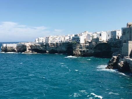 Deep into the blue - Apulia
