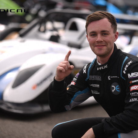 Will Hunt recovers vital victory from Radical rollercoaster at Silverstone