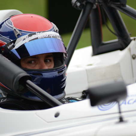 Will Hunt reselected for Motorsport UK Academy