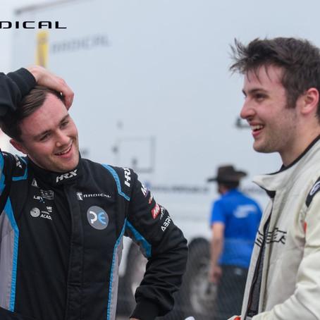 Sussex racer Will Hunt all set for Radical SR1 Cup 'Donington decider'