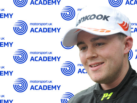 Brighton's Radical racer Will Hunt chosen for Motorsport UK Academy Squad