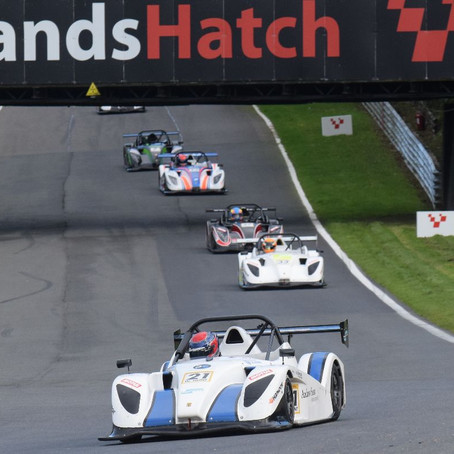 Will Hunt punching high for Radical SR1 Cup's return to Brands Hatch