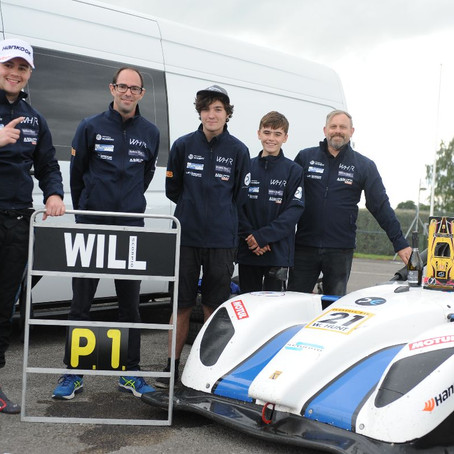 Will Hunt and Scorpio Motorsport extend partnership into 2021 Radical SR1 Cup