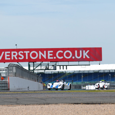 Hunt secures double podium at silverstone