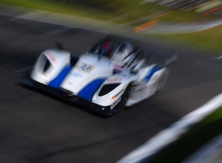 Will Hunt bullishly chasing victory as Radical SR1 Cup resumes at Donington Park