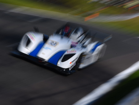 Will Hunt bullishly chasing victory as Radical SR1 Cup resumes at Donington Park