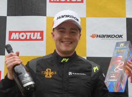 Stunning comeback drives give Hunt equal career-best finish