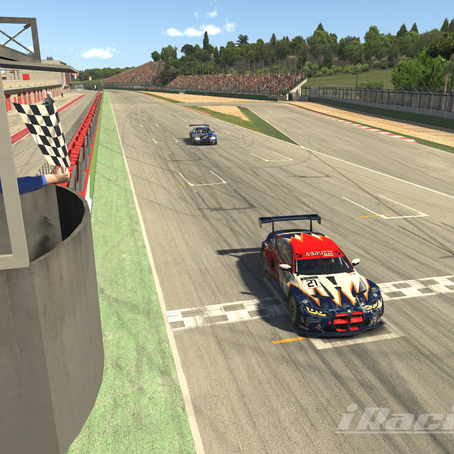 BRONZE CLASS WIN ON IRACING LEAGUE DEBUT FOR WILL HUNT