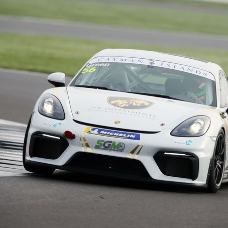 Will Hunt invited to Porsche test at Donington Park