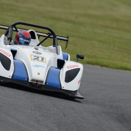 "Sussex racing driver Will Hunt taking ""Radical new approach"" to Oulton Park"