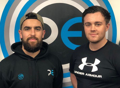 Brighton racer Will Hunt gears up for 2020 Radical SR1 title bid with new fitness partnership