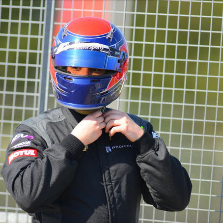 Sussex racer Will Hunt pushing for podiums to ignite Radical SR1 title bid