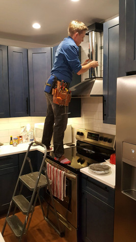 Am I standing on a stove in my socks?