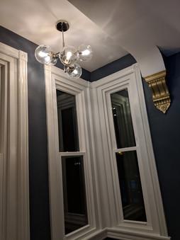 Over-tub lighting