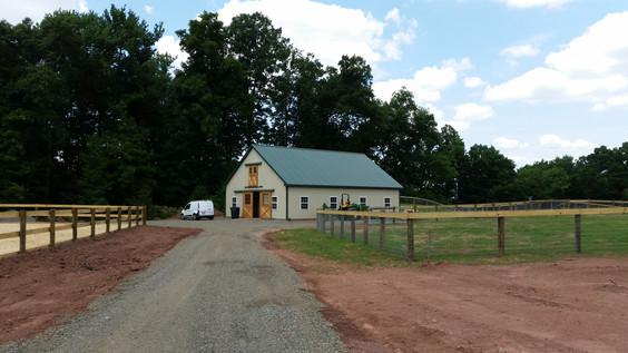 Chester County barn