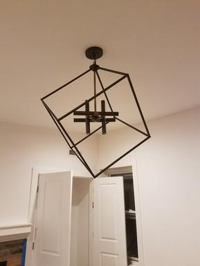 Cubic lighting