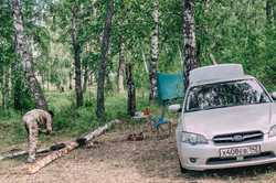 Автомобильное путешествие по Хакасии