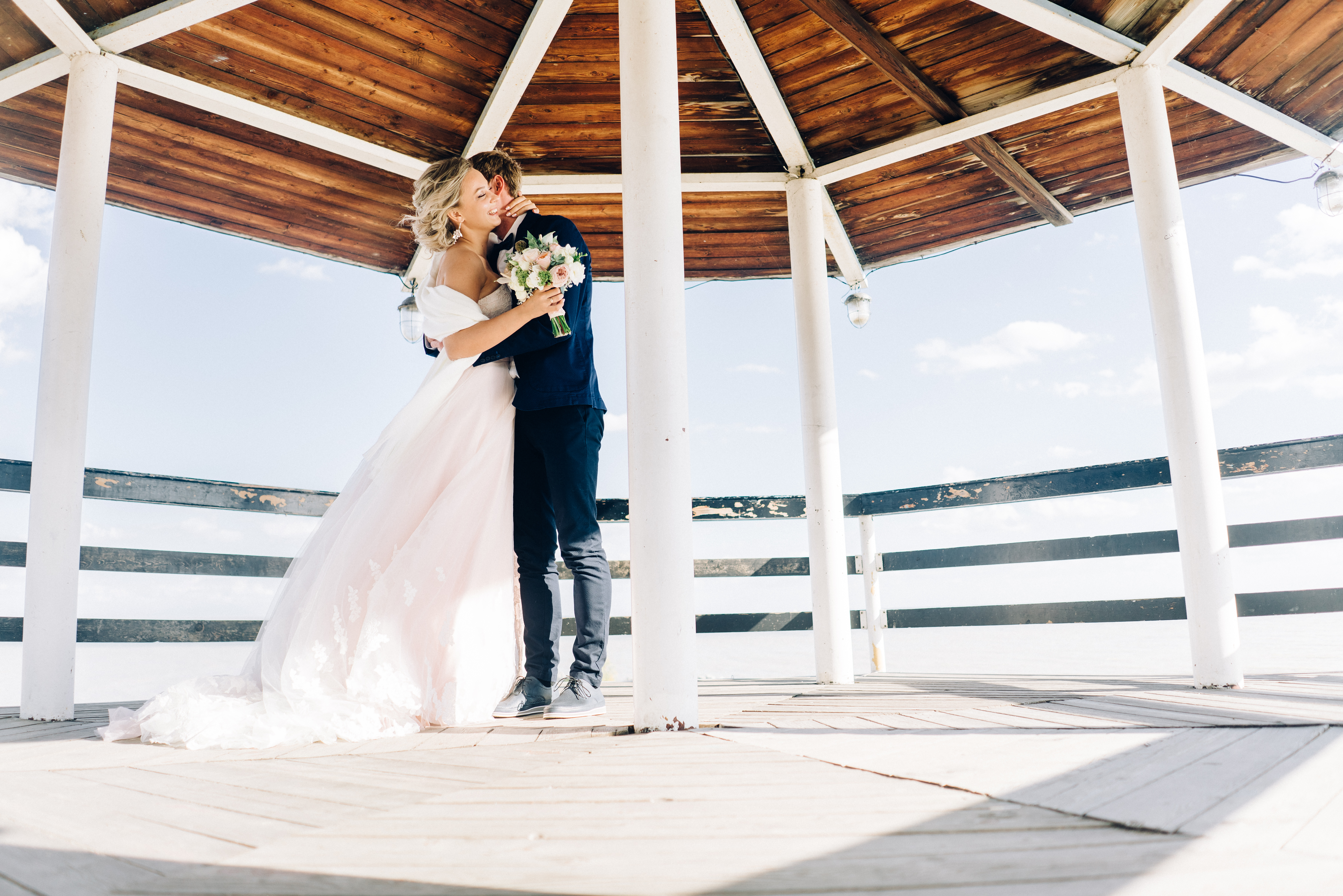 Свадебная фотосессия в Новосибирске