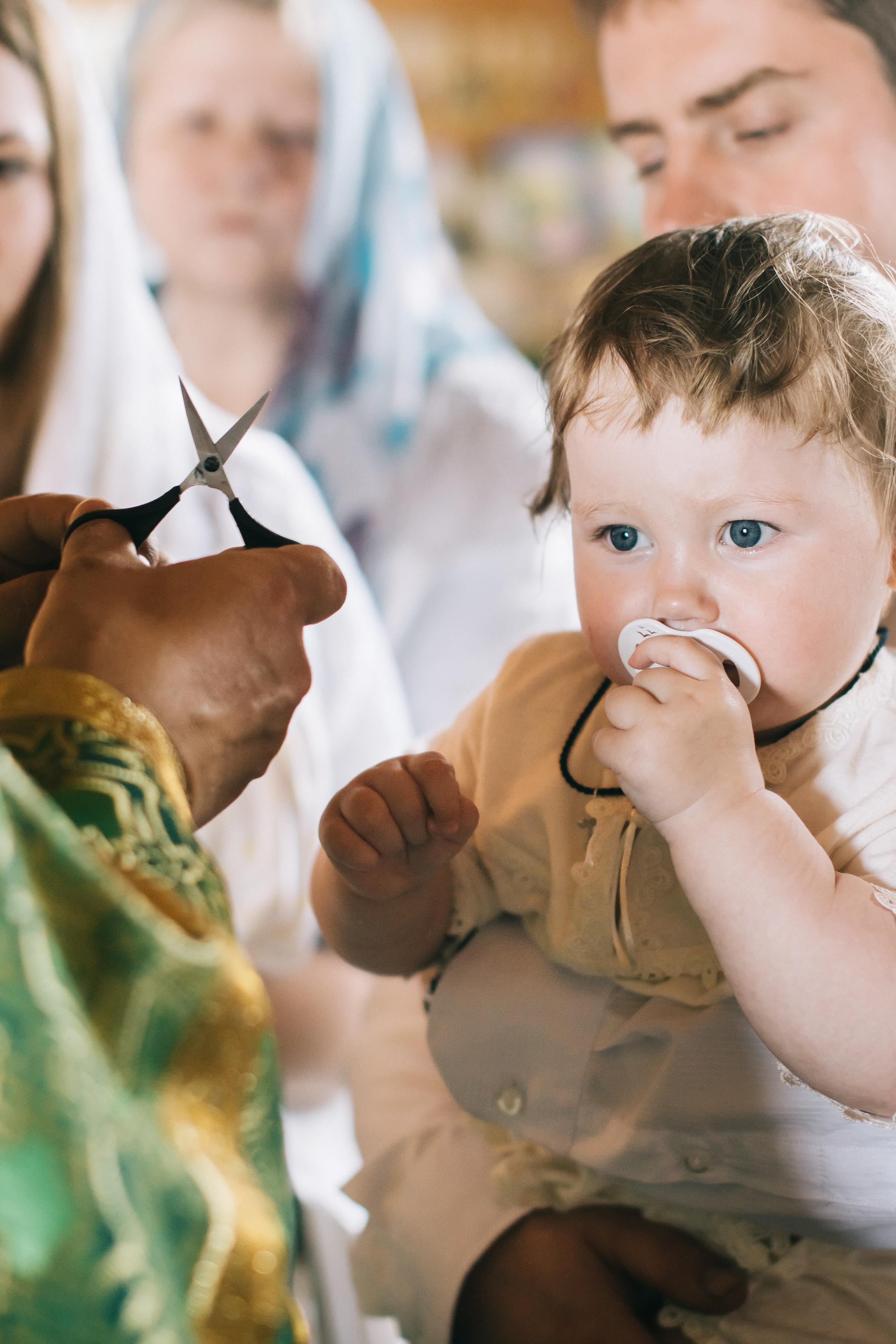 Фотграф на крещение Новокузнецк