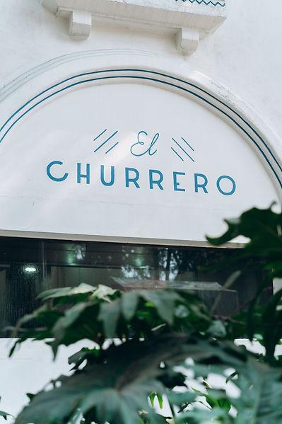 Чурерия Эль Моро в цетре Мехико