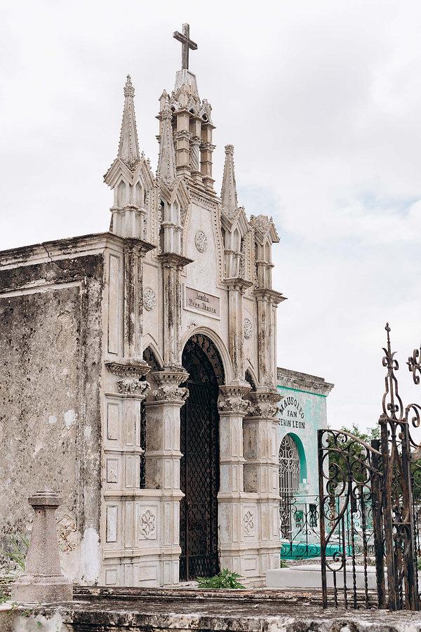 Генеральное кладбище Мериды