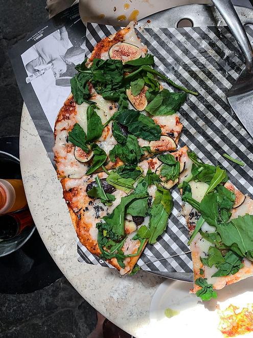 Пицца в ocho30 Чолула