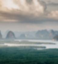 Небанальные места Тайланда