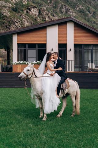 Камерна свадьба в Горном Алтае