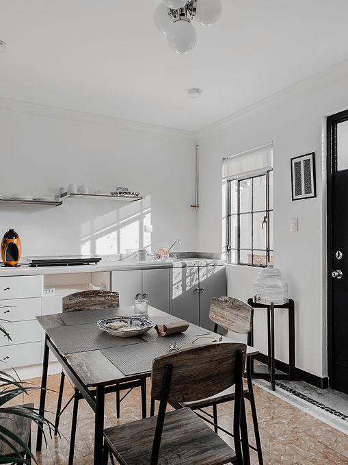 Интерьер квартиры в Пуэбло