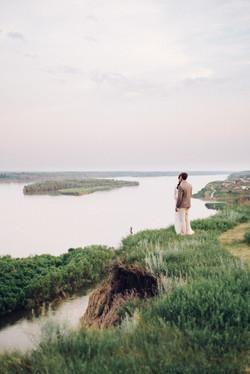Свадебная фотосессия на маяке