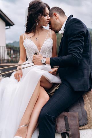 Камерная свадьба в Горном Алтае