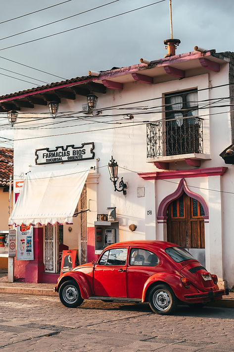 Винтажные авто в Сан-Кристобаль