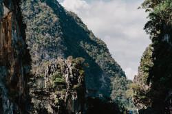 Остров джеймса бонда, острова пхи