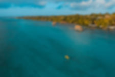 Плаванье на каяках в лагуне Бакалар