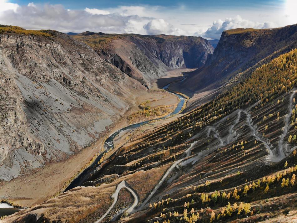 Перевал Кату-Ярык