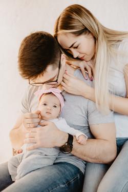 Семейная фотосессия Новокузнецк